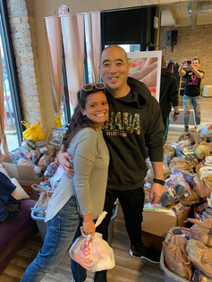 Thanksgiving Chicago Give Back
