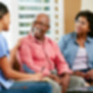 In home health visits for patients