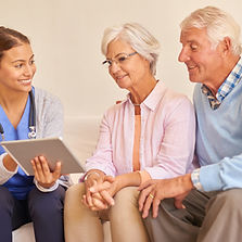 Primary Care & Case Managers  We are your in-home resource for patients who are unable to attend appointments in an office or clinic or have extreme difficulty doing so