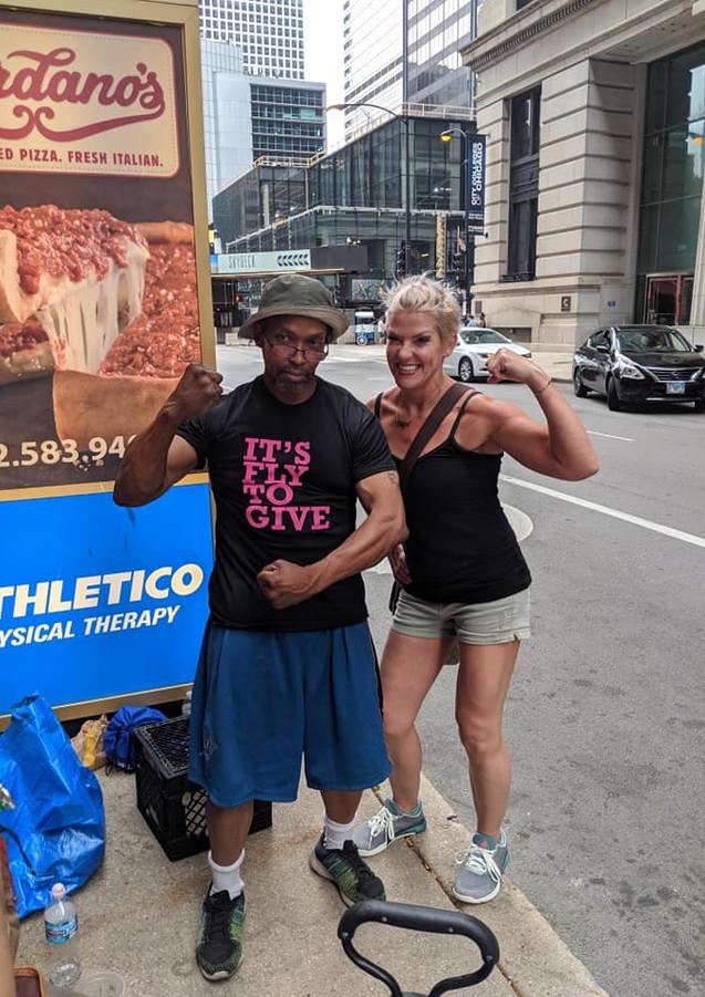 Street Samaritans Chicago