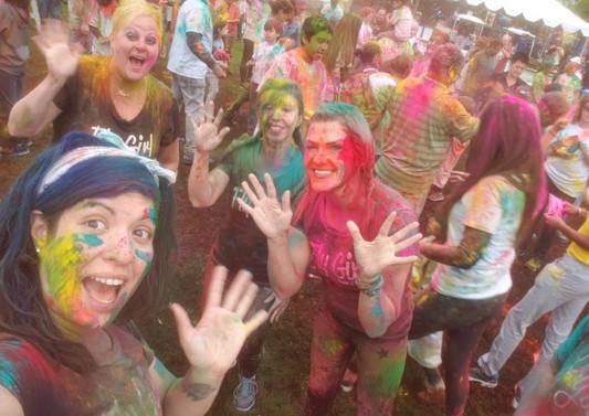 Festival of Colors - Skokie
