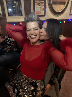 Kymberlee and Gina