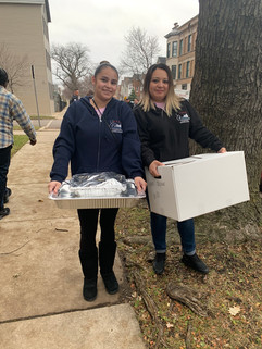 Thanksgiving Give Back