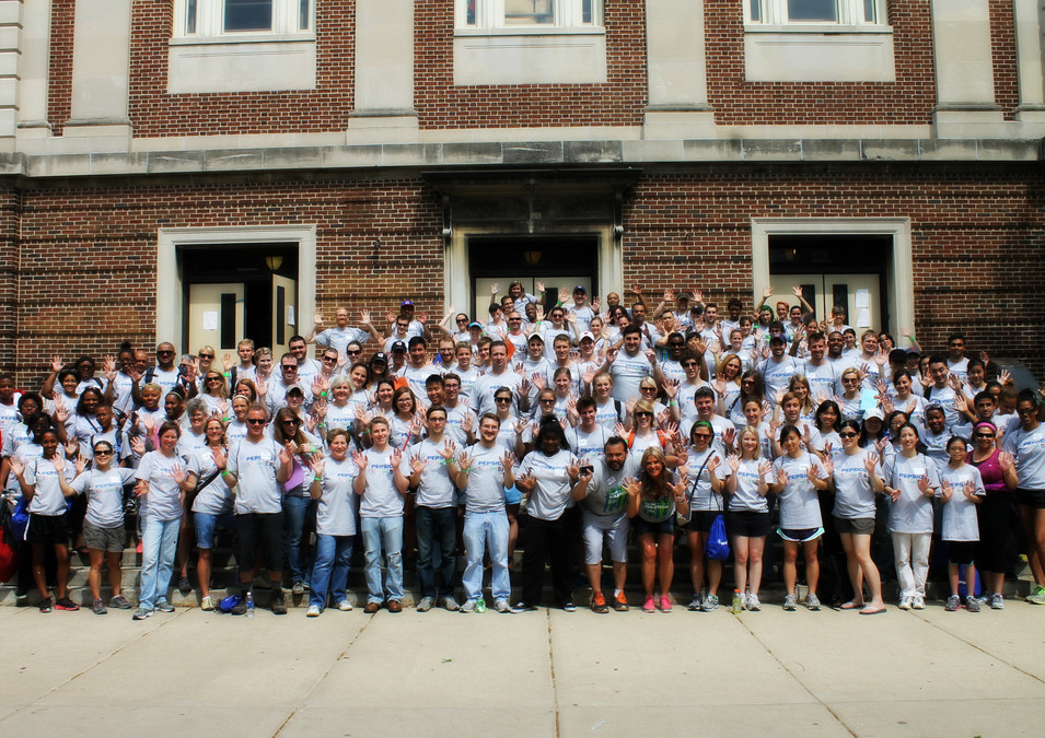 Chicago Cares Servathon