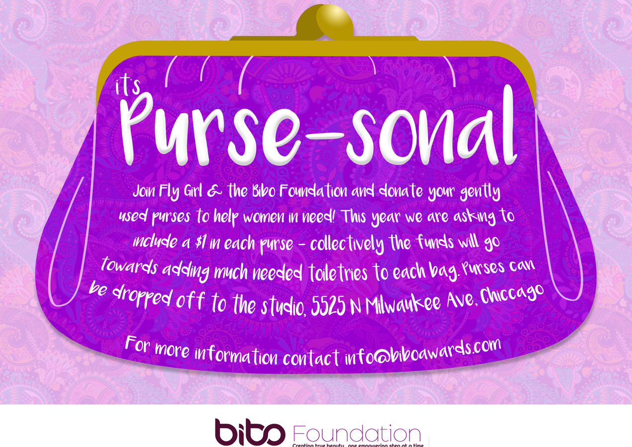 It's Purse-sonal