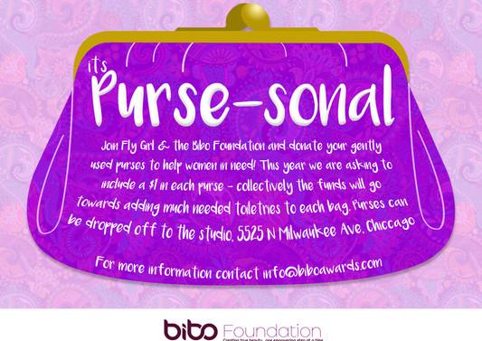 It's Purse-sonal