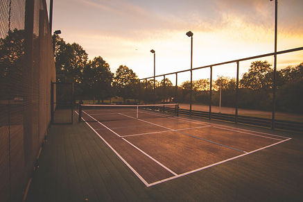Platform Tennis Paddle Court Pickleball