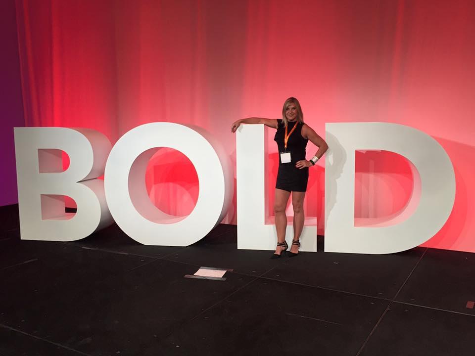 Speaking event in LA