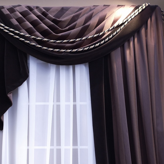 DRAPERIES & VALANCES