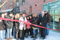 Ribbon Cutting for New Location