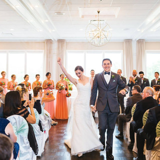 Wedding Ceremony Ballroom Nuptials Exit.
