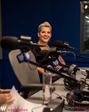 WGN Radio Interview