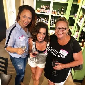 Wine + Networking Chicago