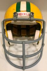 1970s Oregon Ducks Game Used Riddell Microfit Football Helmet