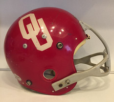 1970s Oklahoma Sooners MacGregor clear shell
