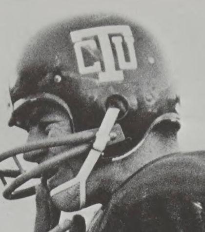 1967 TCU Horned Frogs Football