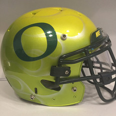2007 Oregon Ducks Grello Schutt DNA