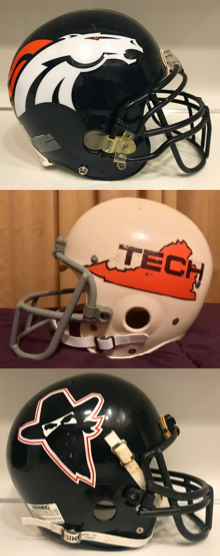 Miscellaneous Helmets and Projects