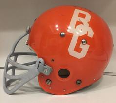 1968 Bowling Green Football Helmet MacGregor with Dungard