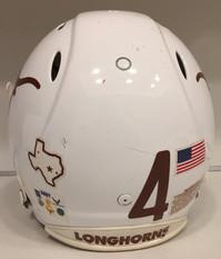 2010 Texas Longhorns Riddell Revolution IQ Helmet