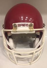 1985 Oklahoma Sooners AHI AiR Power Football Helmet