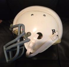 1981 Oklahoma Sooners Kelley Practice Helmet