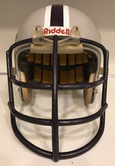 1979 Kansas State Wildcats Game Used Riddell PAC-3 Football Helmet