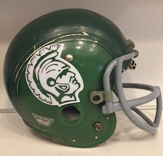 1966 Michigan State Spartans MacGregor Padded Stitched Football Helmet