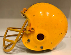 1978 Oregon Ducks Game Used Riddell PAC-3