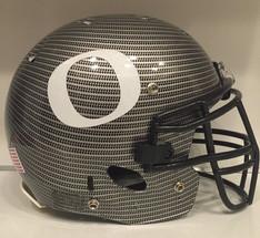 2010 Oregon Ducks Carbon Fiber Civil War Schutt DNA