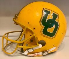 1986 Oregon Ducks Game Used Riddell PAC-3 Football Helmet