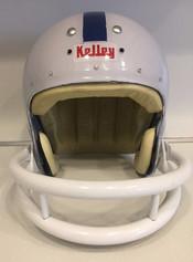 1970's Baltimore Colts Kelley Football Helmet Joe Washington style