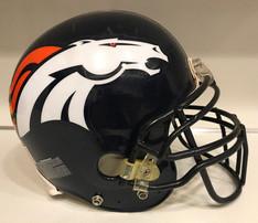 2005-2006 Denver Broncos Game Used Riddell VSR-4 #90 Corey Jackson