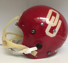 1969 Oklahoma Sooners MacGregor Owens/Sims Autographs