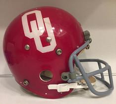 1968 Oklahoma Sooners Brunswick/MacGregor Prototype Helmet
