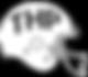 Vintage Football Helmets Oregon Oklahoma Clear Shell History Riddell Schutt Xenith Bike