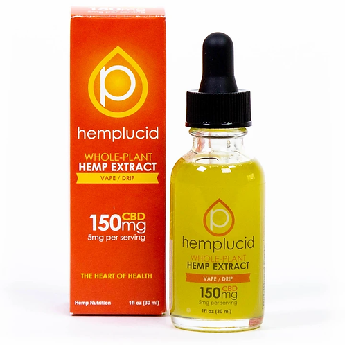 Hemp Lucid Full-Spectrum CBD Vape - 150 mg