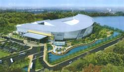 RAMA IX MUSEUM BUILDING NATIONAL SCIENCE