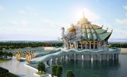 VIHARA DHEPWITTAYAKHOM - Wat Baanrai, Ko