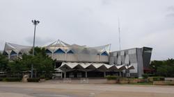HUAMAAK INDOOR STADIUM - Extension and Renovation, Bangkok