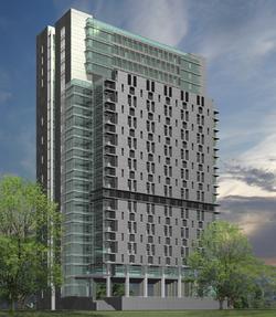RESEARCH BUILDING of Chulalongkorn University