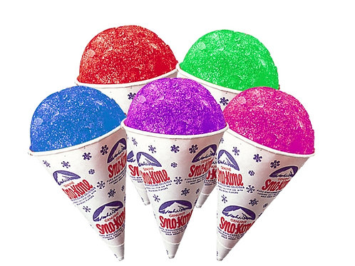 Additional Sno-Cone Syrup