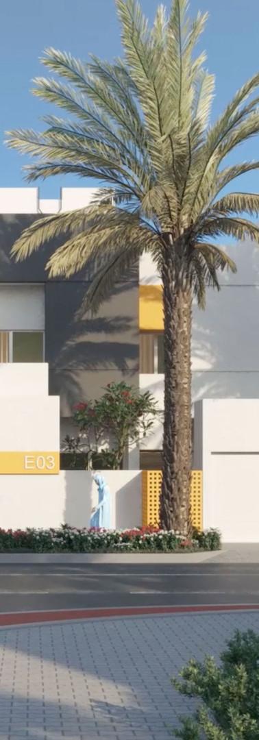 مشروع مرسية - الحي السكني