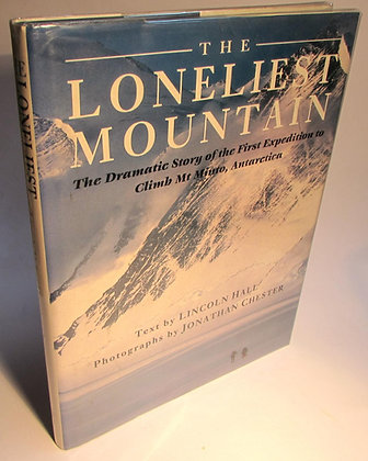 Hall, Lincoln and Chester, Jonathan - THE LONELIEST MOUNTAIN