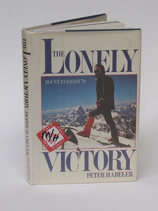 Habeler, Peter - THE LONELY VICTORY
