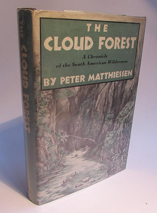 Matthiessen, Peter - THE CLOUD FOREST