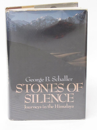 Schaller, George - STONES OF SILENCE