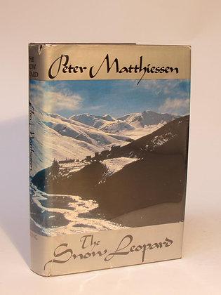 Matthiessen, Peter - THE SNOW LEOPARD