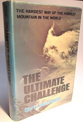 Chris Bonington - THE ULTIMATE CHALLENGE