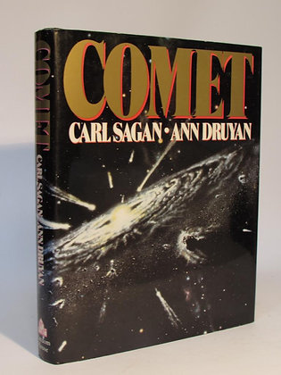 Sagan, Carl, and Druyan, Ann - COMET